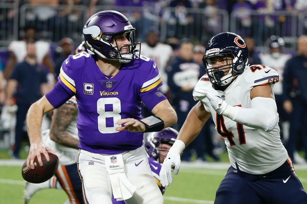 Blaming quarterback Kirk Cousins for the Vikings missing the playoffs is convenient, but what better options were available to them last offseason?