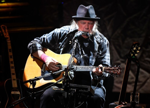 Night 2 of Minneapolis Neilfest: Neil Young was more playful, talkative and generous at Orpheum