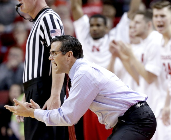 Tim Miles has Nebraska in prime position for a top seed in this year's NCAA tournament, one year after getting left out despite a 13-5 Big Ten recor