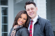 """WCCO Radio host Cory Hepola, with wife Camille Williams: """"Being able to work with Camille, absolute highlight of my life."""""""