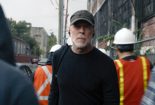 "Bruce Willis in M. Night Shyamalan's ""Glass."""