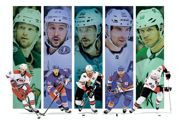Life after the 'C.' Staal, others can thrive without being team captain