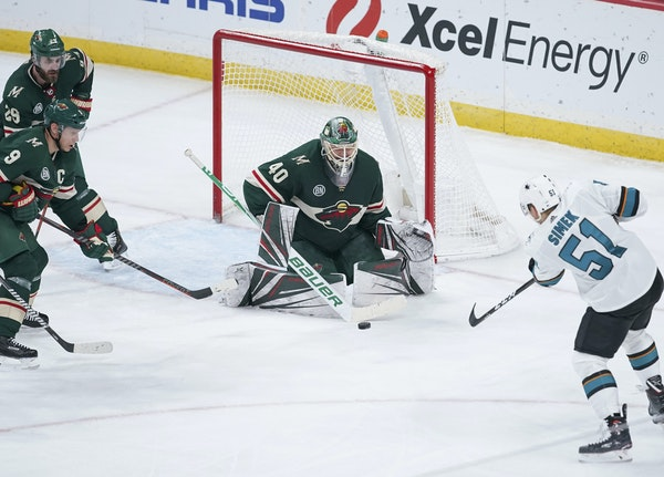 Goalie Devan Dubnyk has been a big part of the Wild's success as the team plays a stretch of 12 games in 21 days.