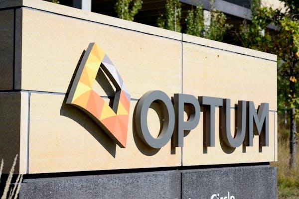 Optum's headquarters in Eden Prairie.