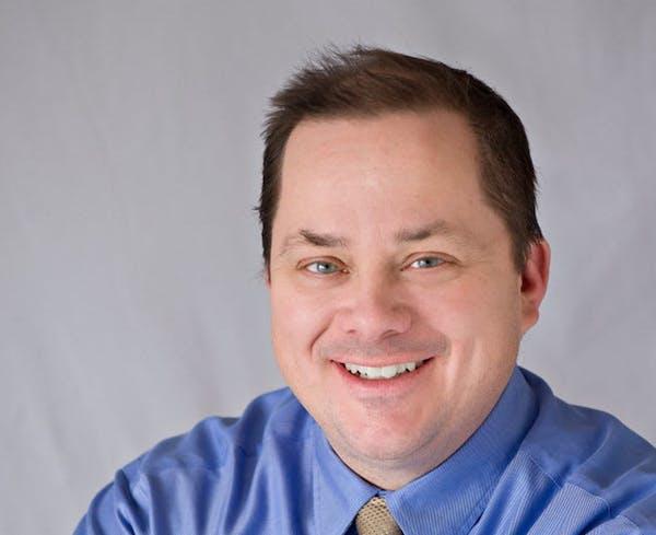 Blake Huffman ran Journey Home Minnesota while on the Ramsey County Board.