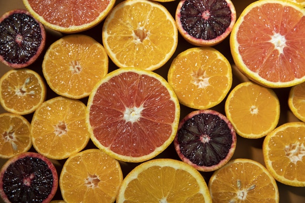 It's citrus season, celebrated by taking a look at the various oranges that are filling produce sections in Twin Cities supermarkets.