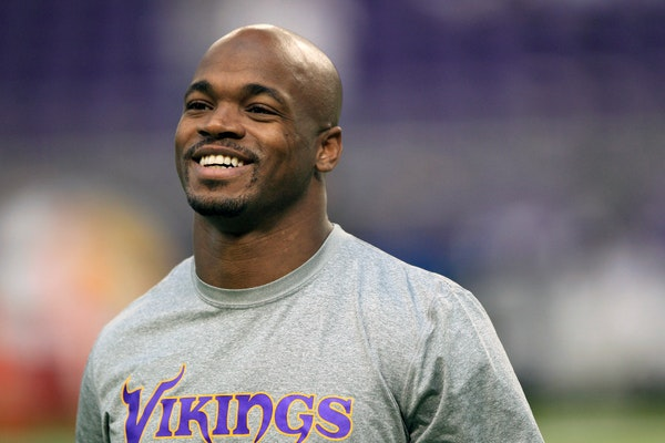 Vikings fans may not like it, but ex-NFL star says team should bring back Peterson