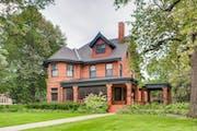 $1.2 million Queen Anne brownstone on Summit Avenue, St. Paul..