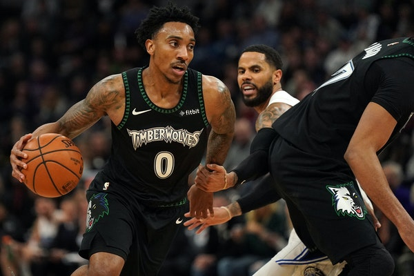 Wolves point guard Jeff Teague returned after nine games away and produced 23 points and 10 assists.