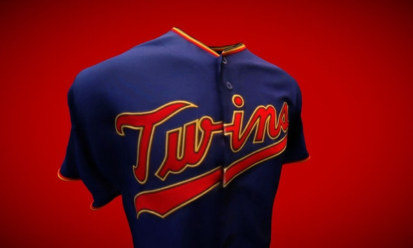 Twins unveil new home alternate jersey, replacing cream-colored throwbacks