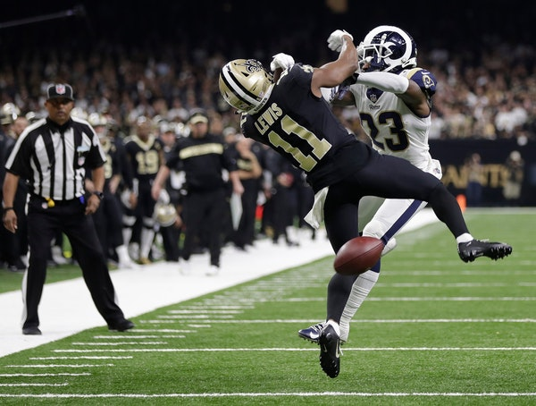 New Orleans attorney files lawsuit over ending of Saints/Rams game