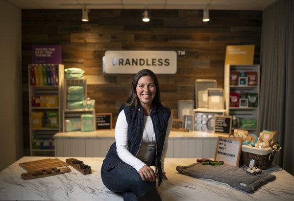 Rachael Vegas, chief merchant of Brandless, said the online retailer will remain focused on pricing in multiples of three because it brings simplicity