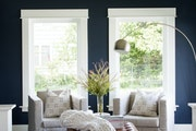Dark and moody colors. Trends 2019 by Houzz. Credit Alexandra Crafton