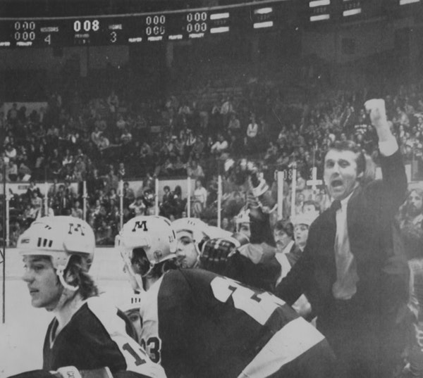 Herb Brooks and more: Anecdotes and quotes from the 1979 NCAA champs
