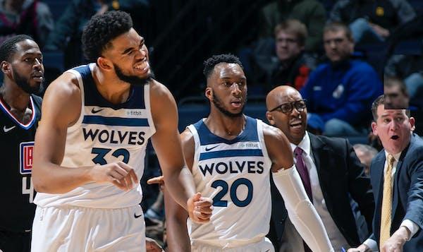 Scoreboard watch: Wolves pursue the playoffs