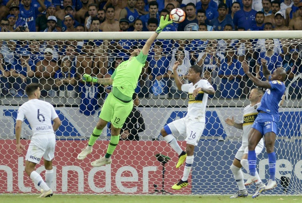 A week before it begins training in Blaine, Minnesota United is pursuing 23-year-old Argentinian goalkeeper Agustin Rossi as part of the off-season ma