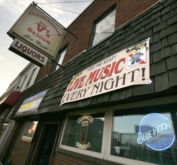St. Paul dive bar Big V's to be sold, renamed amid Midway makeover