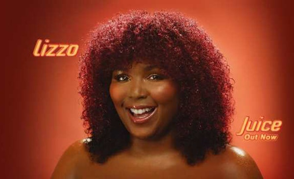 """The video for Lizzo's new single """"Juice."""""""