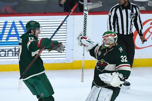 Wild gets outcome it deserves in shootout win over Kings