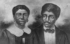 Dred Scott and his family were freed by Taylor Blow, wife to Henry in 1857. The Supreme Court ruled against freedom for his family and the case eventu