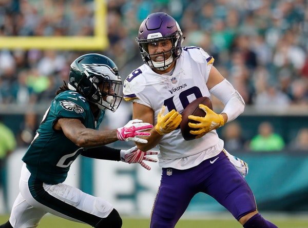 Vikings tight on salary cap space, but they have options to clear room
