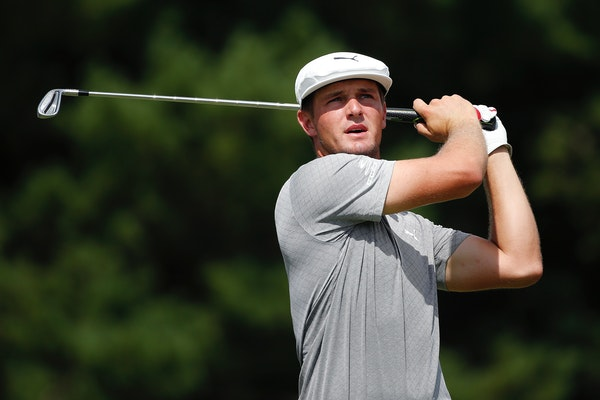 Bryson DeChambeau was the first player to officially commit to the 3M Open, Minnesota's first regular PGA Tour event in 50 years.
