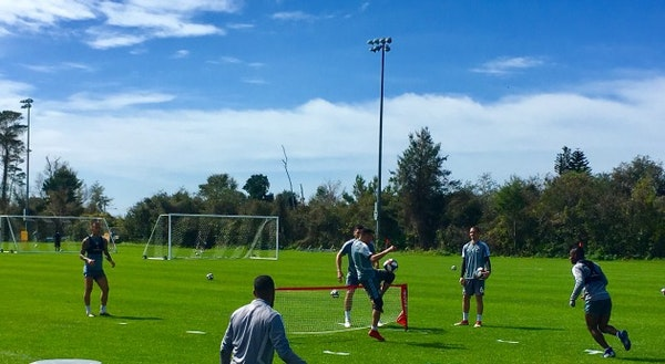 Loons in Florida: Heath calls new depth 'absolutely miles better'