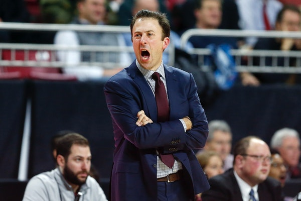 Gophers talk offensive woes in loss at Boston College