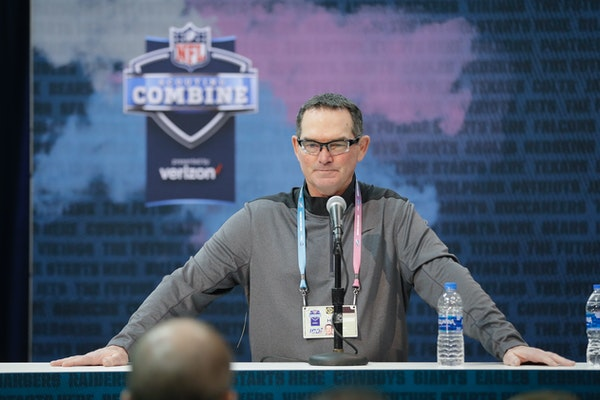 NFL scouting combine: Vikings face key decisions