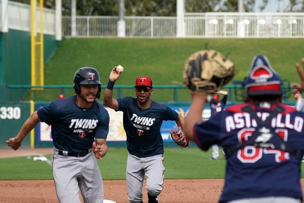 Who's that? 2019 Twins training camp roster