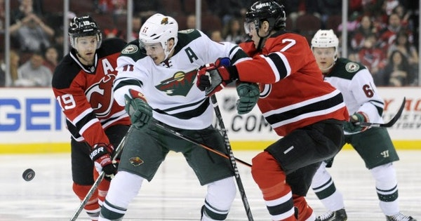 Wild returns to road to visit Devils for matinee in New Jersey