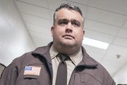 """Sheriff Dave Hutchinson: """"I'm here for the people of Hennepin County. That's it."""""""