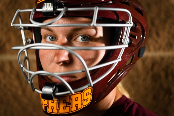 """Former Gophers softball catcher Kendyl Lindaman took advantage of new rules in the NCAA's """"transfer portal"""" to be eligible to play at the University o"""