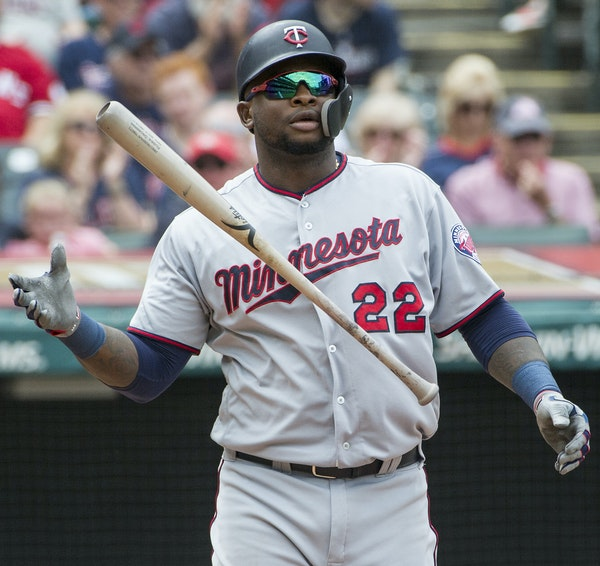 Despite being in better shape last year, Miguel Sano struck out 115 times in 299 plate appearances and hit only .199.