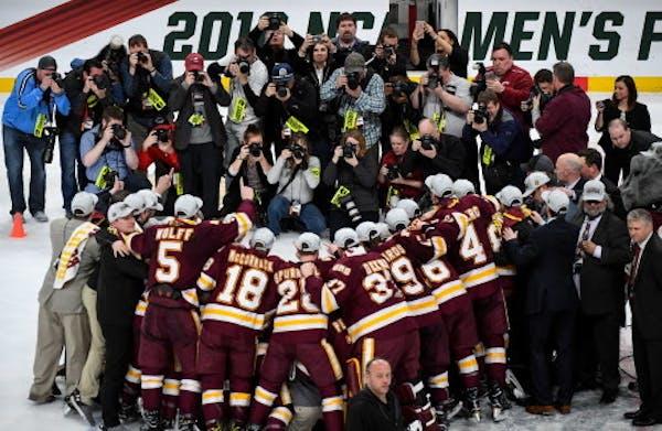 Bracketology: Notre Dame, Minnesota teams are big winners