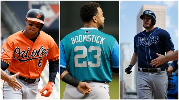 Free agents C.J. Cron, Nelson Cruz and Jonathan Schoop joined the Twins, who didn't make any major deals over the winter.