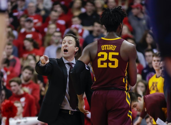Richard Pitino's Gophers can earn an NCAA at-large bid by performing well in the final nine games of the season.