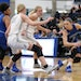 Hopkins and standout guard Paige Bueckers will try to defeat Wayzata for a third time this season when the teams meet Thursday in the Class 4A, Sectio