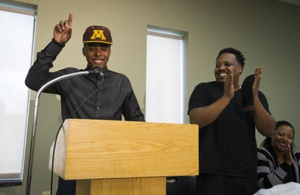Never cleared to play for Gophers, but Jarvis Johnson was 'terrific' team member