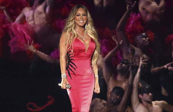 Mariah Carey, shown in 2018 at the American Music Awards in Los Angeles, made her Twin Cities debut Wednesday, a concert 29 years in the making.
