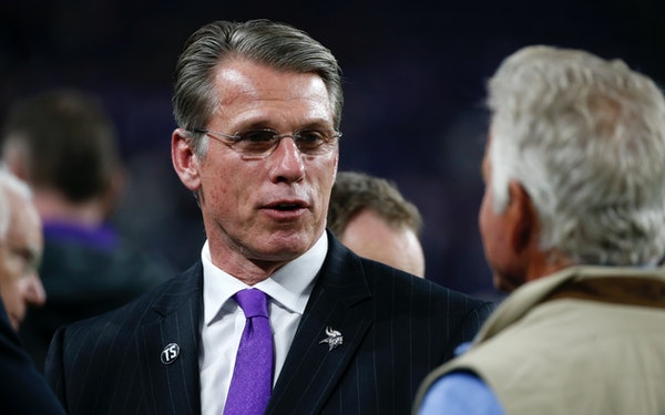 The Vikings need quality offensive linemen, but General Manager Rick Spielman hasn't done much for that position thus far in the offseason.