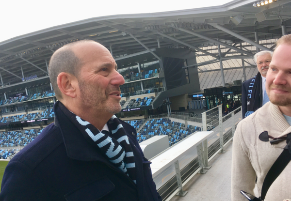 MLS, commissioner eye expansion beyond 28 teams and 2021