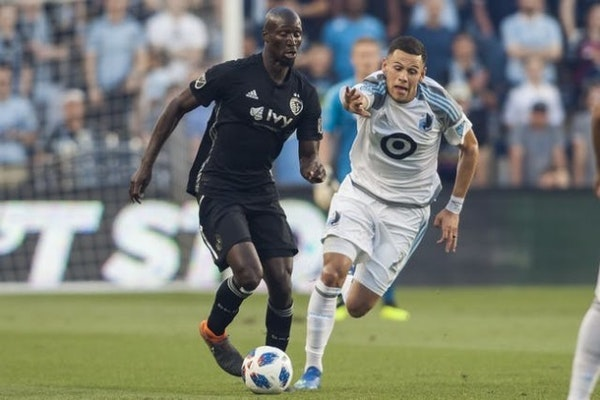 Loons' Opara knows the way to San Jose, barely