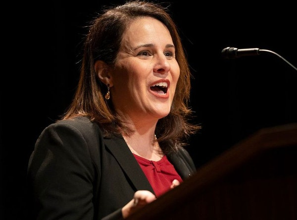Joan Gabel, sole finalist for the University of Minnesota's top job, is widely described as someone who thinks strategically.