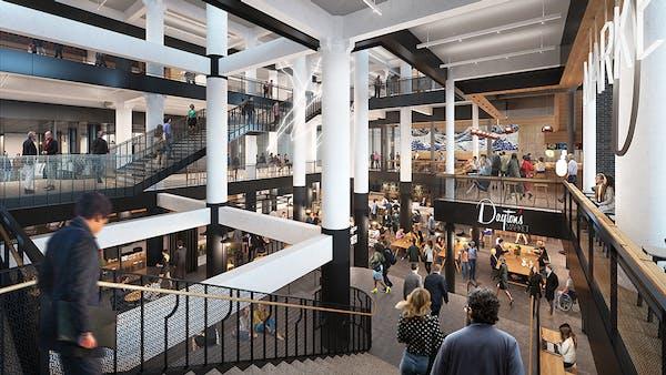 Renderings show future of Dayton's renovation