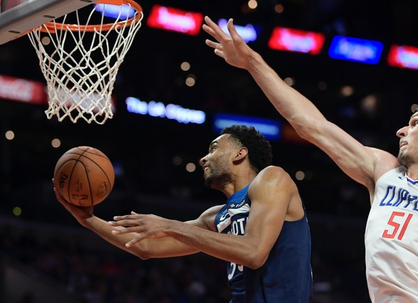 Timberwolves rookie forward Keita Bates-Diop wil see his versatility put to the test in varying roles over the final nine games of the season.