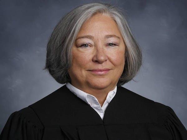 Hennepin County District Judge Kathryn Quaintance