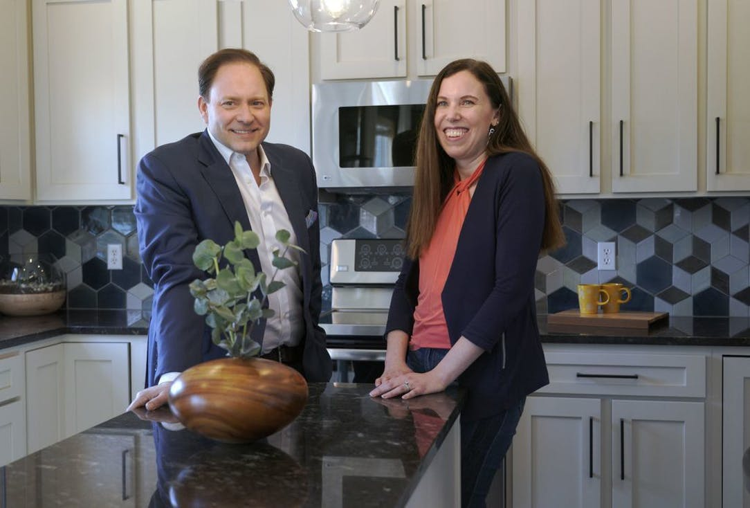 Wcco Tv S Jason Derusha Shares His Minnesota Crafted Kitchen Makeover Star Tribune