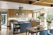 Home of the Month - Complete renovation of a cabin to make it a year-round lake home by Bryan Anderson, SALA Architects,