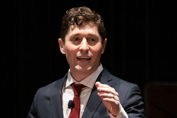 Minneapolis Mayor Jacob Frey delivered his second State of the City address Thursday.